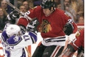 Hockey hits, saves and goals