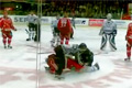 Hockeyfight Troja mot Leksand