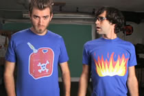 Stop Motion T-Shirt War
