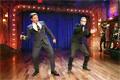 Justin Timberlake och Jimmy Fellon sjunger hiphop medley