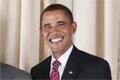 Barack Obama vet hur man ler