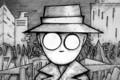 Vacker animerad kortfilm