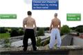 Livewire & Damien Walters interactive freerunning game