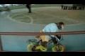 Monkey riding a bike WIN