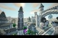 Minecraft Timelapse - Laenadur : City of Mages