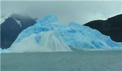Isberg i Argentina