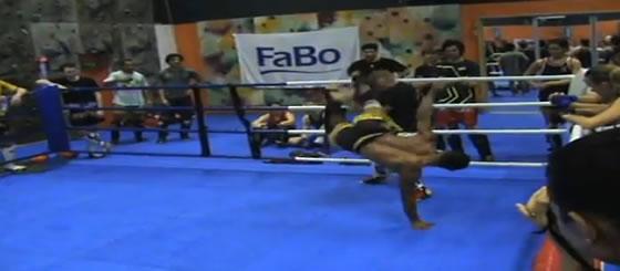 Fantastisk Knock out