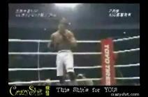 Samling av brutala knockouts