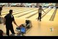 Galet bowling skott
