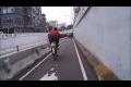 Epic Fail! Drunk cyclist