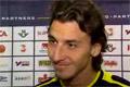 Klockren intervju med Zlatan
